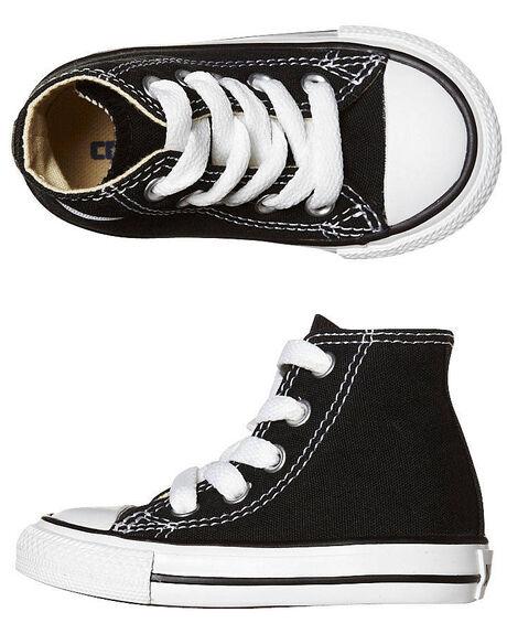 10b0ebba9964 Converse Chuck Taylor All Star Hi Top Shoe - Kids - Black