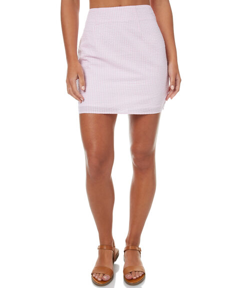 PINK WOMENS CLOTHING MINKPINK SKIRTS - MP1706434PINK