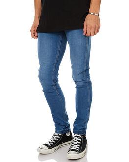 FOLSOM BLUES MENS CLOTHING WRANGLER JEANS - W-900986-CI3FOLBL