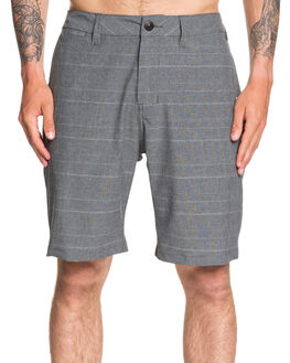 BLACK MENS CLOTHING QUIKSILVER SHORTS - EQYWS03636-KVJ0
