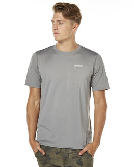FEATHER GREY SURF RASHVESTS PATAGONIA MENS - 86175FEA