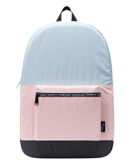 GLACIER ROSE BLACK WOMENS ACCESSORIES HERSCHEL SUPPLY CO BAGS + BACKPACKS - 10474-02540-OSGLCRS