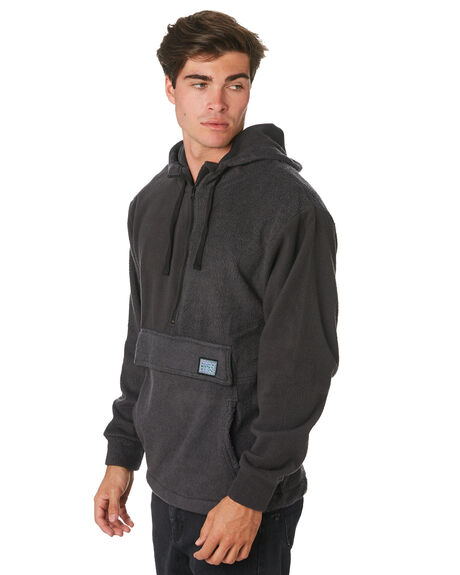 BLACK CHARCOAL MENS CLOTHING BILLABONG JUMPERS - 9596632ABLKCH