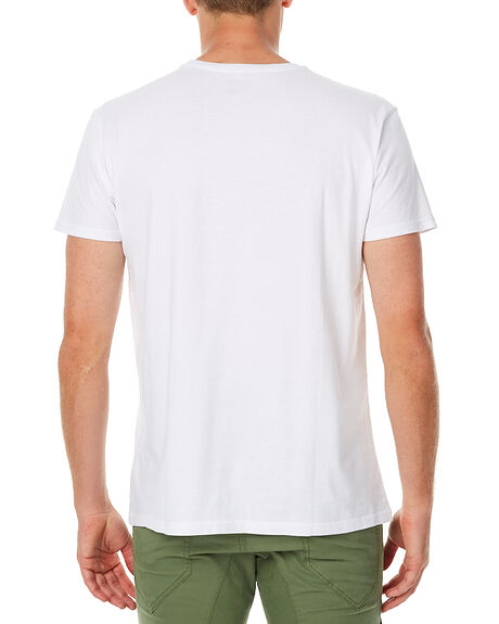 WHITE MENS CLOTHING BILLABONG TEES - 9562046WHT