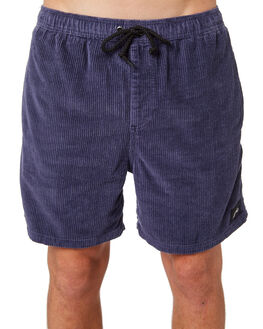 NAVY BLUE MENS CLOTHING RUSTY SHORTS - WKM0953NVY