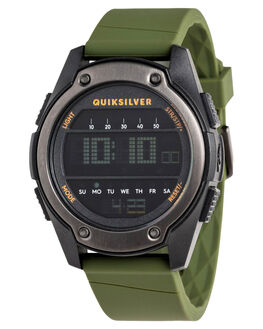 BLACK ARMY MENS ACCESSORIES QUIKSILVER WATCHES - EQYWD03004XKKR