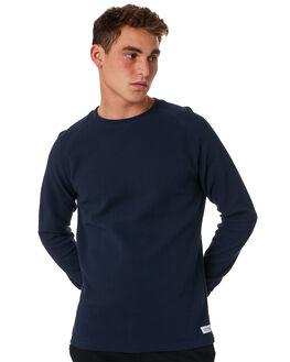 DIRTY DENIM MENS CLOTHING BANKS KNITS + CARDIGANS - WFL0149_DDN
