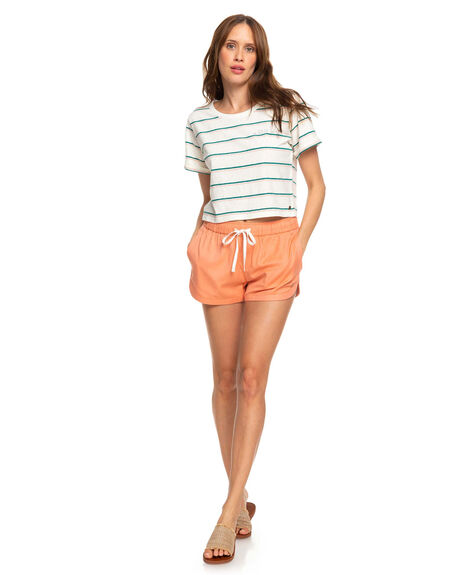 CANYON CLAY WOMENS CLOTHING ROXY SHORTS - ERJNS03216-MJR0