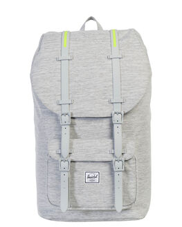LIGHT GREY XHATCH MENS ACCESSORIES HERSCHEL SUPPLY CO BAGS - 10014-01460-OSLGRY