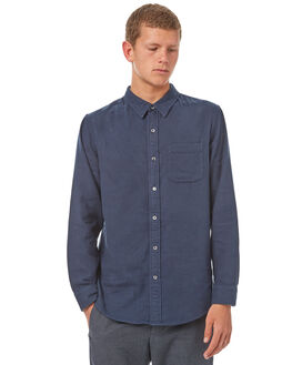 INK MENS CLOTHING OUTERKNOWN SHIRTS - 1310073INK