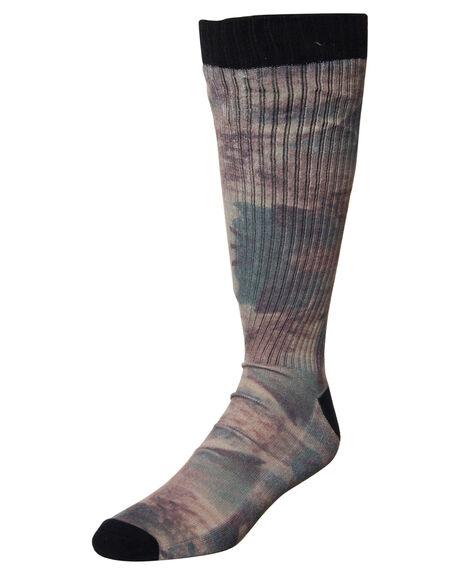 CAMOUFLAGE MENS CLOTHING VOLCOM SOCKS + UNDERWEAR - J6351800CAM