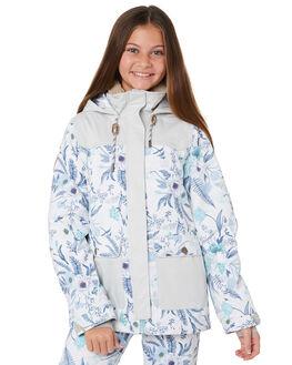 ICE FLORAL BOARDSPORTS SNOW ROJO KIDS - W19RGOJ6001IFL