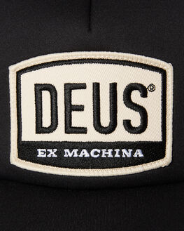 BELUGA MENS ACCESSORIES DEUS EX MACHINA HEADWEAR - DMP87096BEL