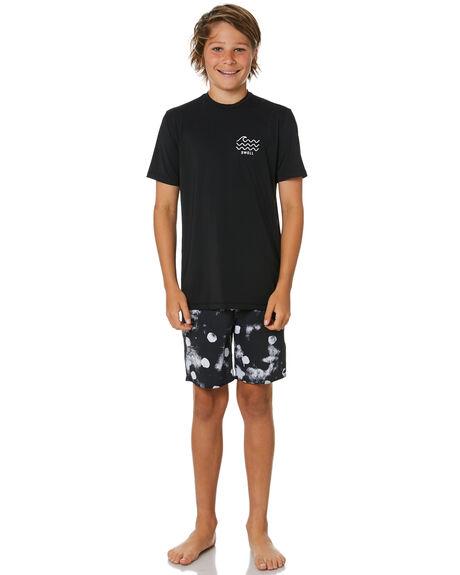 BLACK BOARDSPORTS SURF SWELL BOYS - S3212050BLACK
