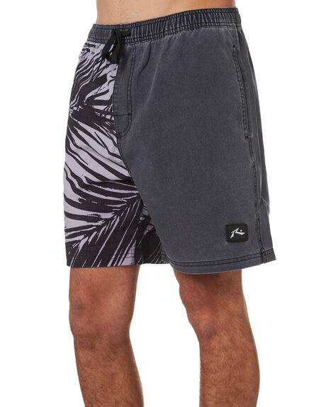 NOIR MENS CLOTHING RUSTY BOARDSHORTS - BSM1246NOI