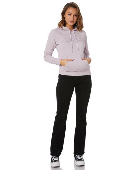 LAVENDER WOMENS CLOTHING VOLCOM JUMPERS - B3111886LAV