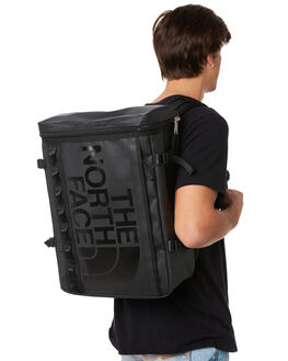 TNF BLACK MENS ACCESSORIES THE NORTH FACE BAGS + BACKPACKS - NF0A3KVRJK3
