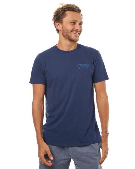 NAVY MENS CLOTHING SWELL TEES - S5171010NAV