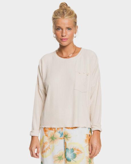 TAPIOCA WOMENS CLOTHING ROXY TEES - ERJKT03795-TEH0