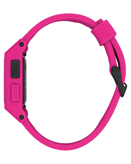 PUNK PINK RESIN WOMENS ACCESSORIES NIXON WATCHES - A11042688