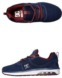 DARK BLUE WOMENS FOOTWEAR DC SHOES SNEAKERS - ADJS200004DBL