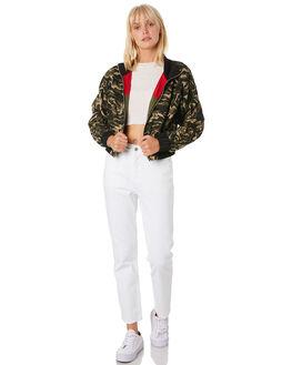MULTI WOMENS CLOTHING TWIIN JACKETS - IE19S1482MUL