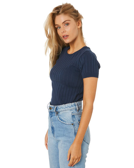 NAVY WOMENS CLOTHING ROLLAS KNITS + CARDIGANS - 13932410