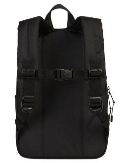 BLACK RUBBER KIDS BOYS HERSCHEL SUPPLY CO BAGS + BACKPACKS - 10313-00155-OSBLKRB