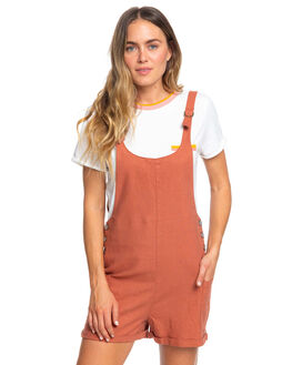 CEDAR WOOD WOMENS CLOTHING ROXY PLAYSUITS + OVERALLS - ERJWD03356-MMS0