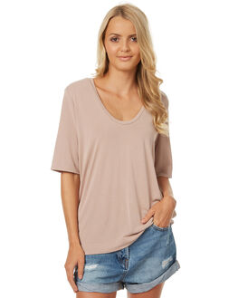 PINK SAND WOMENS CLOTHING THE FIFTH LABEL TEES - TX170734TPKSND