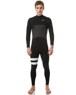 BLACK SURF WETSUITS HURLEY STEAMERS - MFS000053000A