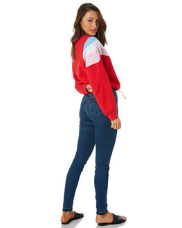 SMALL WORLD WOMENS CLOTHING LEVI'S JEANS - 52797-0105SMALL
