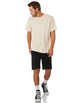 THRIFT WHITE MENS CLOTHING THRILLS TEES - TA20-100ATHWHT
