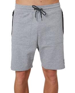 GREY MARLE MENS CLOTHING RPM SHORTS - 8PMB05BGREY