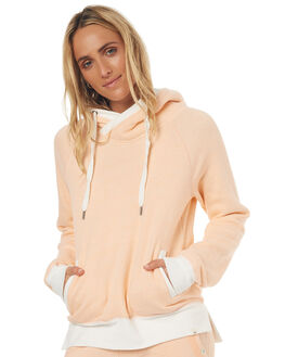 PEACH WOMENS CLOTHING RIP CURL JUMPERS - GFECX1PEAC
