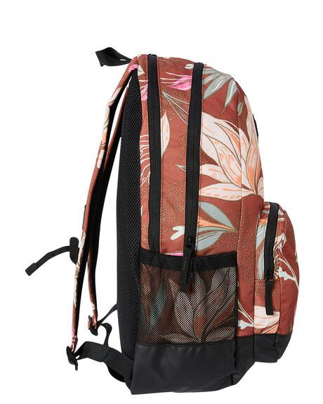 DOMINO DUSTY PEACH WOMENS ACCESSORIES HURLEY BAGS + BACKPACKS - HU0102233
