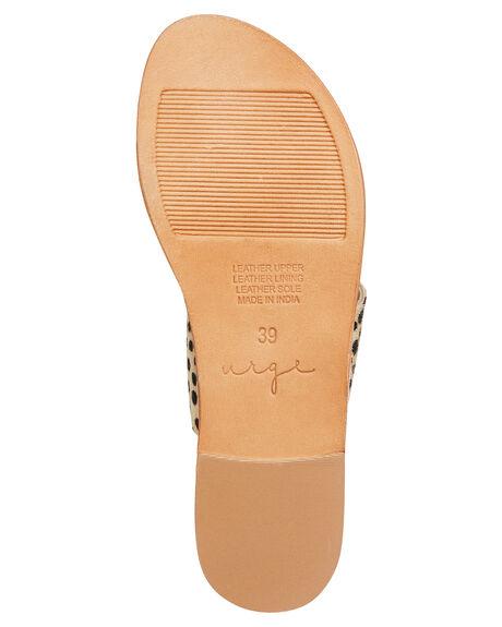 LEOPARD WOMENS FOOTWEAR URGE FASHION SANDALS - URG17162LEO