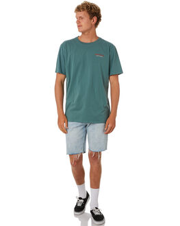 SILVER PINE MENS CLOTHING DEPACTUS TEES - D5201010SILPN