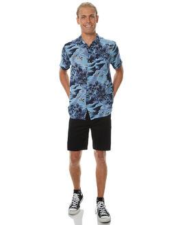 BLUE HAWAII MENS CLOTHING ROLLAS SHIRTS - 151163091