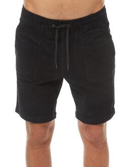 BLACK MENS CLOTHING BILLABONG SHORTS - 9571732BLK