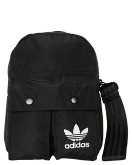 BLACK WOMENS ACCESSORIES ADIDAS BAGS + BACKPACKS - DV0209BLK