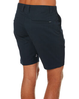 DARK NAVY MENS CLOTHING VOLCOM SHORTS - A0931602DNVY