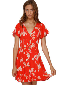 MANDARIN WOMENS CLOTHING BILLABONG DRESSES - BB-6591481-M02