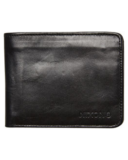 BLACK MENS ACCESSORIES NIXON WALLETS - C2345000