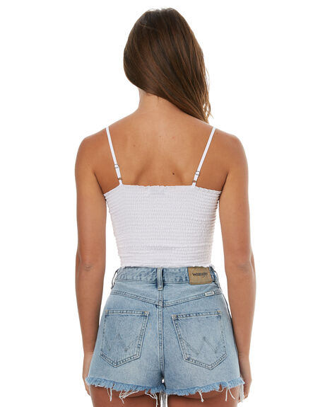 WHITE OUTLET WOMENS SWELL FASHION TOPS - S8171276WHITE