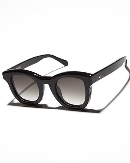 GLOSS BLACK GRADIENT WOMENS ACCESSORIES VALLEY SUNGLASSES - S0169GLBLG