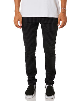 VINTAGE BLACK MENS CLOTHING ZANEROBE PANTS - 750-VERVBLK