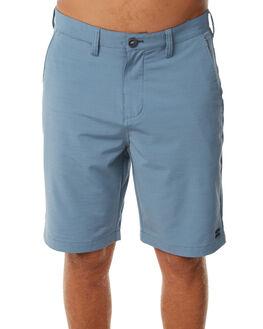 POWDER BLUE MENS CLOTHING BILLABONG SHORTS - 9585709P22