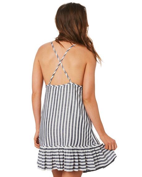 NAVY WOMENS CLOTHING TIGERLILY DRESSES - T392445NAVY