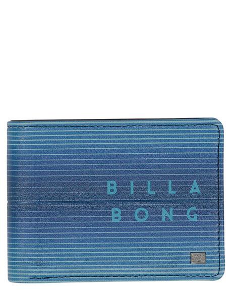 BLUE MENS ACCESSORIES BILLABONG WALLETS - 9691192ABLUE